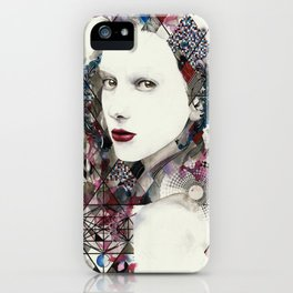 As Heaven is Wide iPhone Case