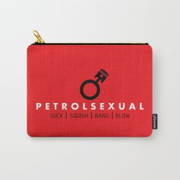 PETROLSEXUAL v1 HQvector Carry-All Pouch