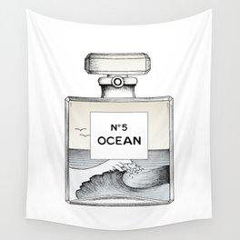 Ocean No5 Wall Tapestry