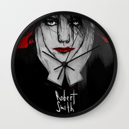 the cure Wall Clock