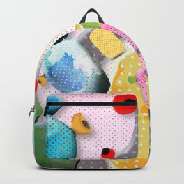 Pink Cactus Mexico Lindo Backpack