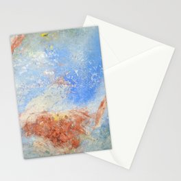 In the Beginning Stationery Cards