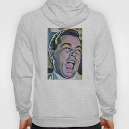 Ray Liotta Laugh mafia gangster movie Goodfellas painting Hoody