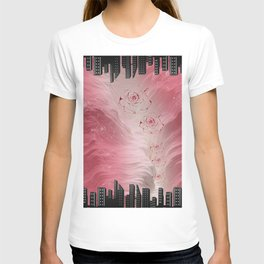 Rose megapolis T-shirt