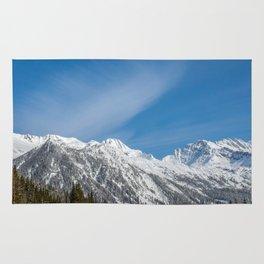 Rogers Pass Summit Rug