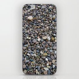 What Stories You Could Tell... Rocks of Jasper Beach iPhone Skin