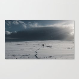 The Expanse of Iceland Canvas Print