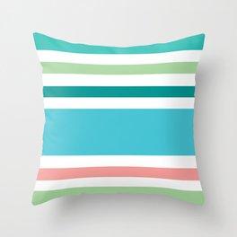 Newport Stripe Throw Pillow