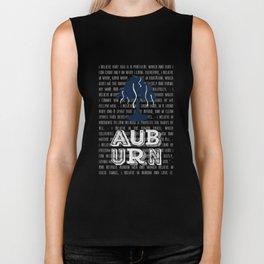 Auburn Creed Biker Tank
