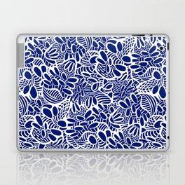 Banksia Blue Laptop & iPad Skin