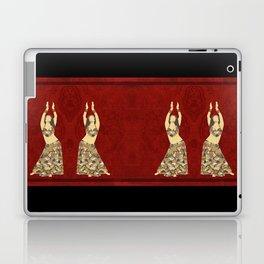 Belly dancer 3 Laptop & iPad Skin