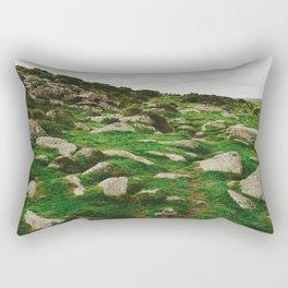 Rock Garden Rectangular Pillow