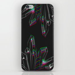 Aura Quartz iPhone Skin
