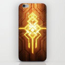 Emanation iPhone Skin