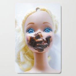 Chica chocoholica Cutting Board