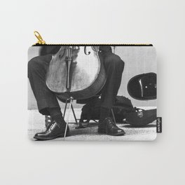 The Cellist Carry-All Pouch