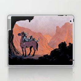 Reading Cowboy Laptop & iPad Skin