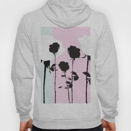 Roses with ink Hoody