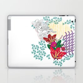 Tropical Heat Laptop & iPad Skin