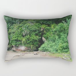 Borneo Bako National Park Rectangular Pillow