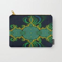 Emerald Art Carry-All Pouch