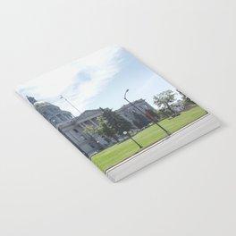 Capitol Building Denver Notebook