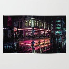 London Nights / Liam Wong Rug