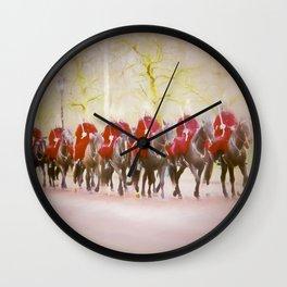 London Protected Wall Clock