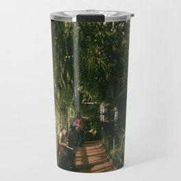 Over Grown Hallway Travel Mug