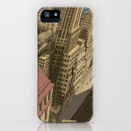 New York, Neeeew Yooooork!! iPhone Case