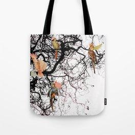 THE MESSENGERS Tote Bag