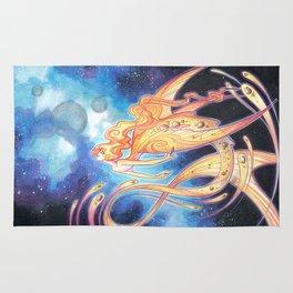 space sirene Rug