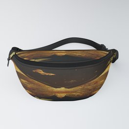 Iron Butterfly Fanny Pack