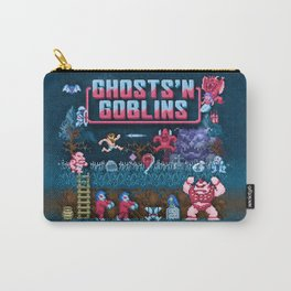 Goblins n' Ghosts Carry-All Pouch