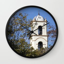 Ojai Post Office Tower Wall Clock