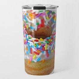 Donut Travel Mug