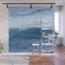 Open sea Wall Mural