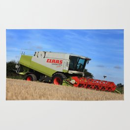A Touch Of Claas 'Claas Lexion 470' Combine Harvester Rug