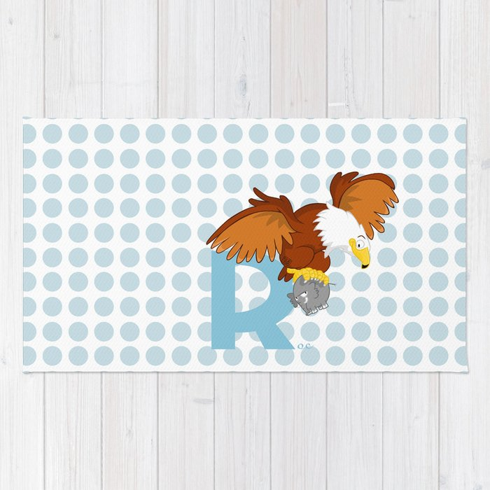 r for roc Rug