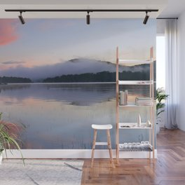 Tranquil Morning in the Adirondacks Wall Mural