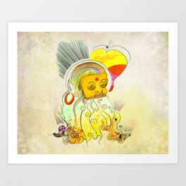 The Ouhm Effect Art Print