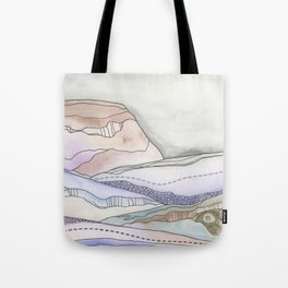 What's Really Going On Below Tote Bag