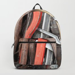 old tools Backpack