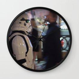 Stormtrooper Las Vegas Wall Clock