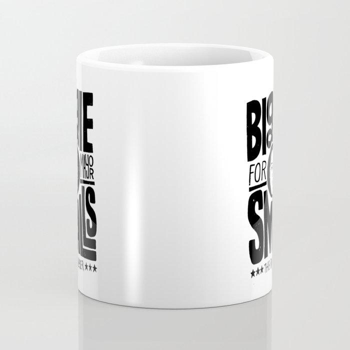 Biggie Smalls for Mayor Coffee Mug