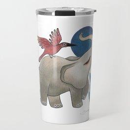 Save the Elephants Travel Mug