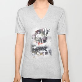 Drive it like youre already dead Unisex V-Neck