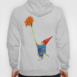 Gnome with Mexican Sunflower Hoody