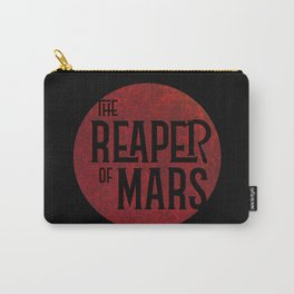 The Reaper of Mars Carry-All Pouch