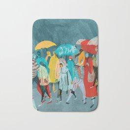 Rainy Day Bath Mat